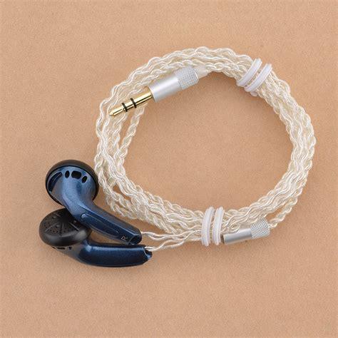 Moondrop Nameless Earbud Non Mic wts emx500 flat hifi earbud earpho