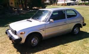 1979 Honda Civic Hatchback No Reserve 1979 Honda Civic Hatchback Bring A Trailer