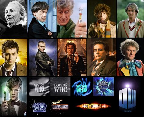 Doctors Os Doctor Who Firsts You