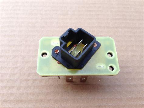 blower motor resistor mazda tribute 20245 20302 4l3z19a706aa ec0161b15 f4zz19a706a hvac blower motor resistor ebay