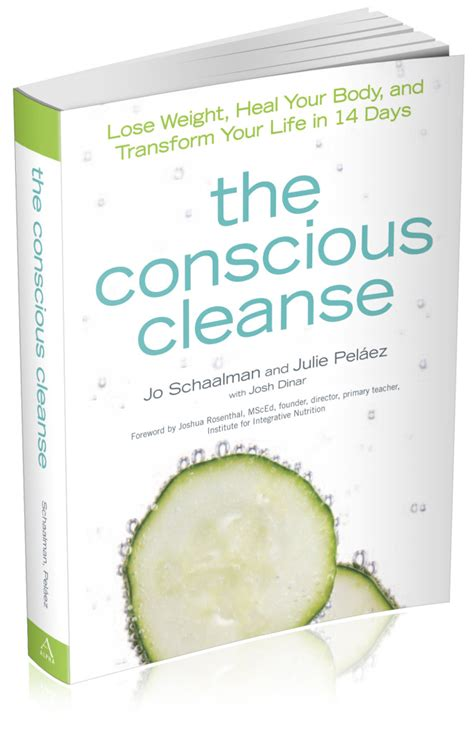 Clean Detox Book by Conscious Cleanse Book