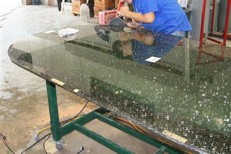glass table topper m i glass inc houston