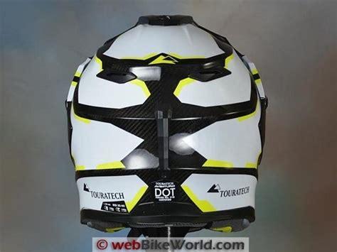 Touratech Aventuro Carbon Helmet Review   webBikeWorld