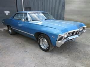 1967 chevrolet impala 4 door ht lhd 2