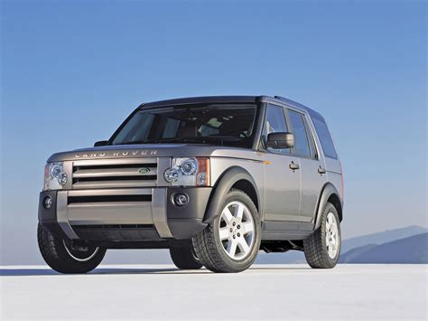 land rover discovery 2005 2005 land rover lr3 discovery 3 front angle 1280x960