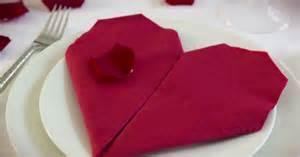 pliage de serviette en papier tutoriels et explications