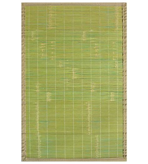 Bathroom Area Rug Key West Bamboo Area Rug In Bathroom Rugs