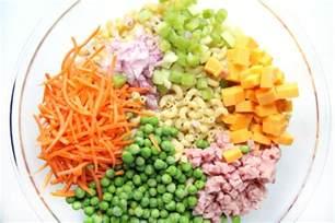 creamy ranch pasta salad family fresh meals