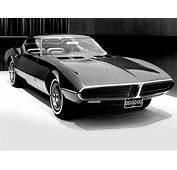 Pontiac Banshee XP 798 Concept Car 1966 – Old Cars