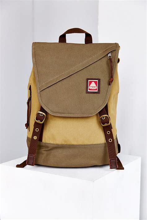 Elizabeth Bag Nangi Backpack Brown lyst jansport ballard tri color backpack in brown