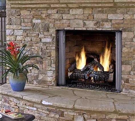 radiant heat fireplace outdoor gas fireplaces carolina kastle fireplace
