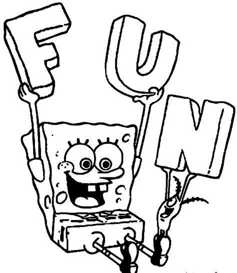 spongebob coloring pages download best spongebob and patrick coloring pages pictures
