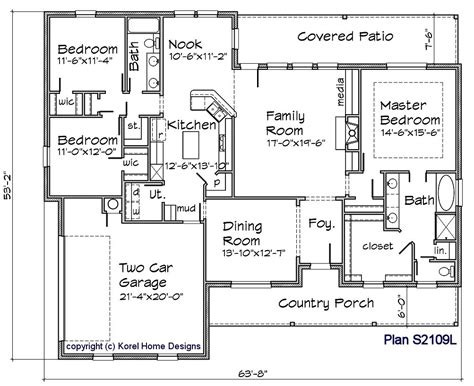 korel house plans s2751r house plans 700 proven home