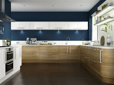 Kitchen Wall Color Select ? 70 Ideas, How You A Homely Kitchen Design ? Fresh
