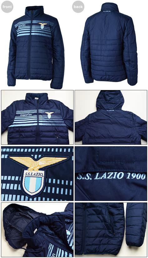 Jaket Hoodie Lazio By Joeojinoai ss lazio rome macron padded jacket navy hoodie 2014