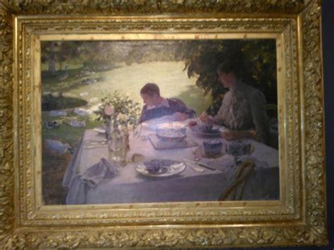 colazione in giardino de nittis de nittis colazione in giardino picture of pinacoteca