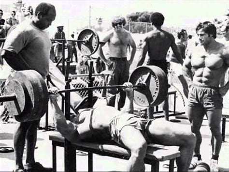 How To Increase Your Bench Press Max Muscle Old Beach Venice Youtube