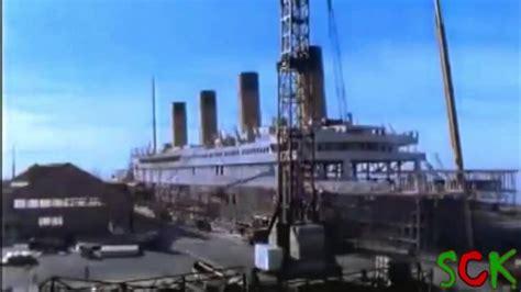 titanic movie boat scene james cameron s titanic 1997 quot making the ship for the