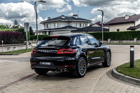 Porsche Macan Tuning by Tuning Porsche Macan S
