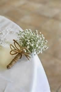 Boutonniere Pins Les Moineaux De La Mari 233 E Du Gypsophile De Mariage