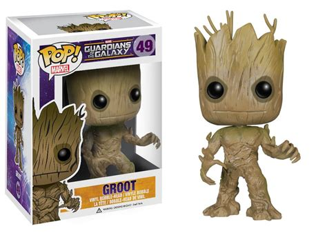 pop marvel guardians of the galaxy groot funko