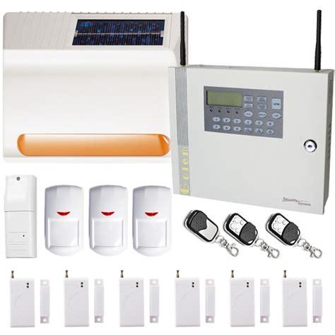 antifurto wireless casa kit allarme gsm wireless golden solar
