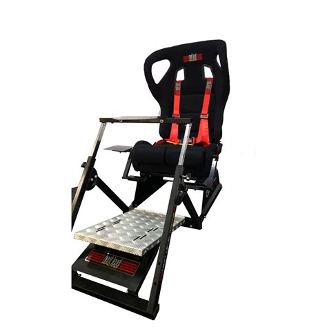Flight Simulator Chair by Next Level Flight Simulator Cockpit Seat