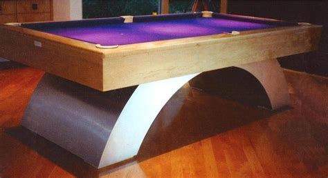 arch pool table with custom options available