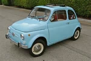 1970s Fiat 500 Seller Of Classic Cars 1970 Fiat 500 Blue