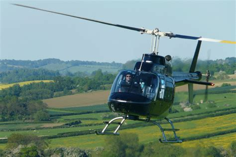 5 Minute Helicopter Buzz Flight For Two Special Offer from