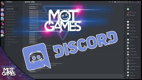 discord community motgames community discord server youtube