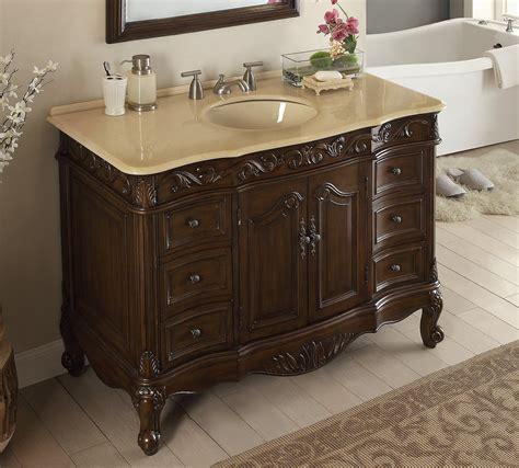 48 Inch Bathroom Vanity Top by Adelina 48 Inch Antique Bathroom Vanity Marble Top