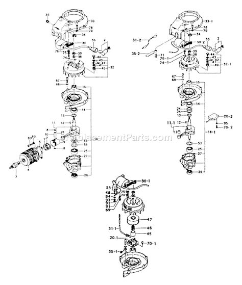 Tas Motor Outboard tob 120 parts list and diagram ereplacementparts