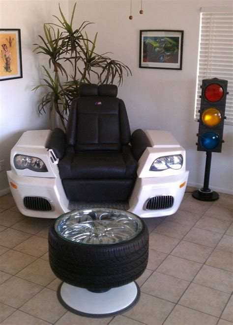 car furniture ideas  pinterest automotive furniture car parts  rack auto
