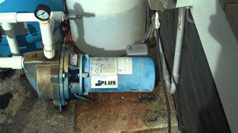 diy replace water pressure switch repair