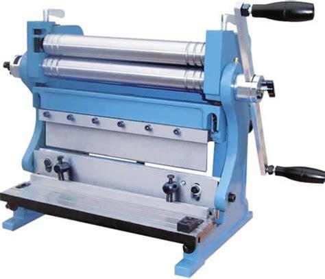 3 in 1 sheet metal machine | tri union