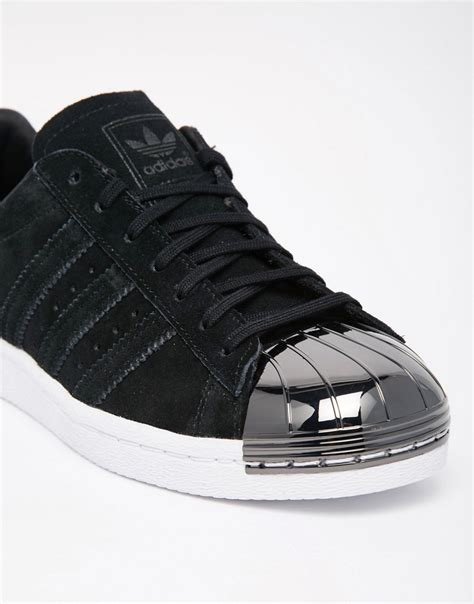 Adidas Superstar Schwarz Weiß 280 by Adidas Superstar 80s Metal Toe Black Ngt Essen De