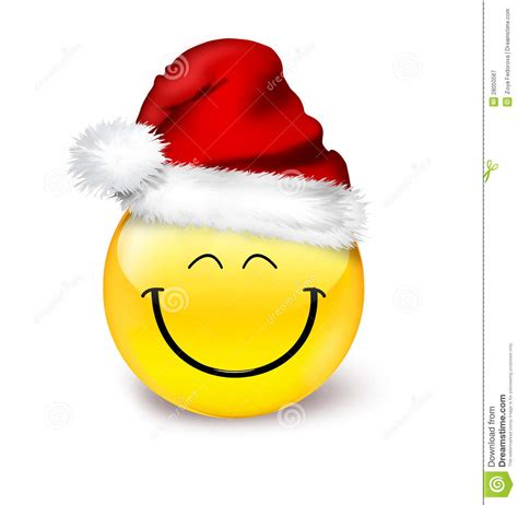 smile santa stock illustration image of color friendly