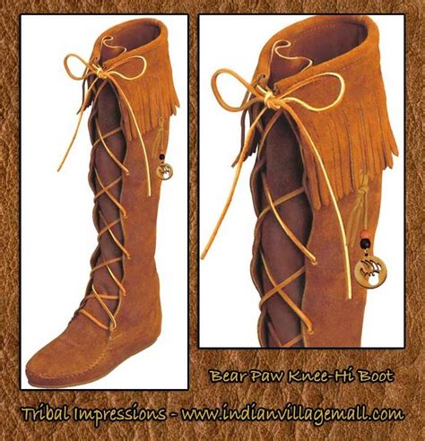 mens indian moccasins boots 25 best ideas about moccasins knee high on