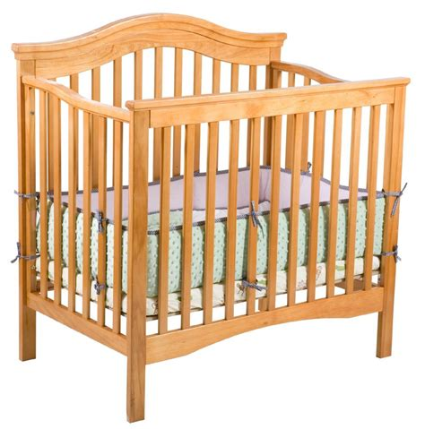 Delta Mini Crib Delta Children Liberty 4 1 Mini Crib In Oak