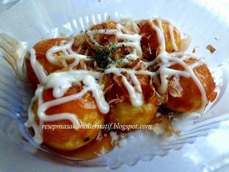 cara membuat takoyaki octopus resep takoyaki khas jajanan jepang resep masakan