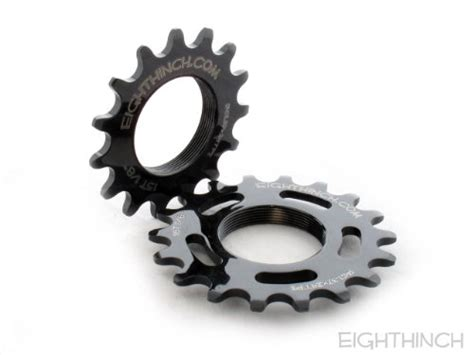 Fixie Teeth eighthinch cnc track fixie fixed gear cog 1 8 20t 20