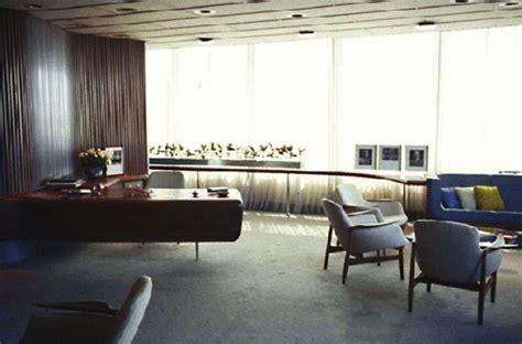 general motors headquarters interior general motors mid century modern executive office tca