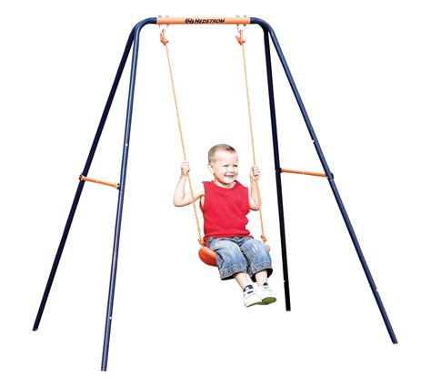 kids single swing single swing hedstrom