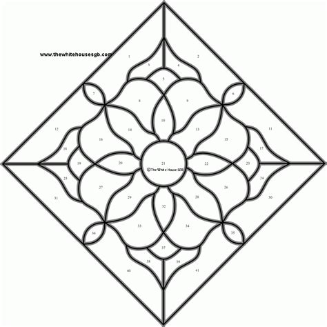 free printable mosaic coloring pages az coloring pages