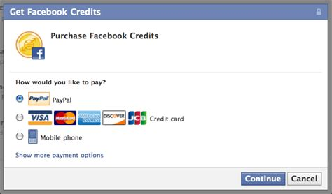 How To Buy A Gift Card On Facebook - can i still gift someone facebook credits ask dave taylor