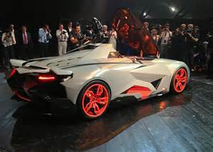 Lamborghini Egoista On The Road Lamborghini Egoista Lamborghini Egoista 3 Hr Image At