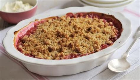 james martin home comfort recipes rhubarb crumble saturday kitchen recipes