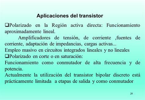 transistor bjt region activa transistores bjt p 225 2 monografias