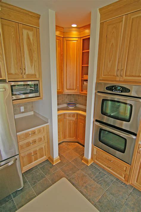 kitchen features fine built in custom kitchen library walk in closet
